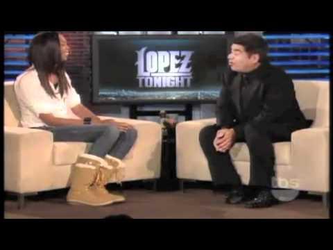 Antoine Dodson Interview on Lopez Tonight, November 8, 2010. George Lopez