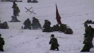 Бой за Перевоз 25 января 2009 года
