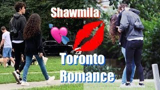Shawn Mendes & Camila Cabello - NEW PICS & MOVIES (Toronto Romance)