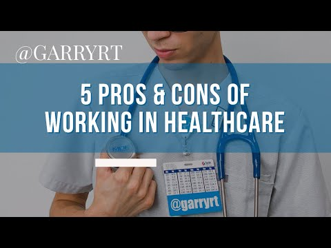5 Pros and Cons of Working in Healthcare
