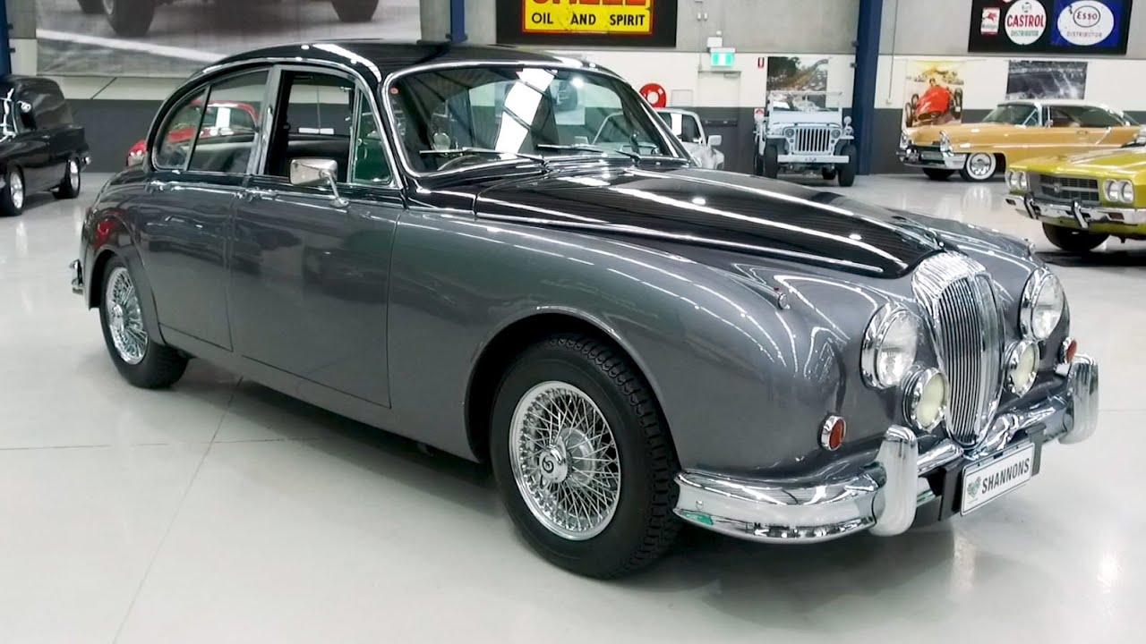1965 Daimler 2.5 V8 Saloon - 2020 Shannons Winter Timed Online Auction
