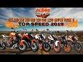 KTM Duke 125 200 250 390 690 790 990 1290 Super Duke R Top Speed 2019