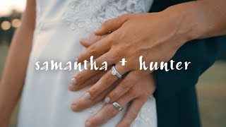 Samantha + Hunter // Teaser