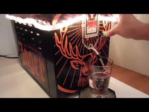 JAGERMEISTER J99 Beverage Cooler Shots Dispenser