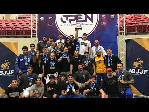 IBJJF Charlotte Open 2018 Champion | LUCAS LEPRI JIU JITSU ACADEMY