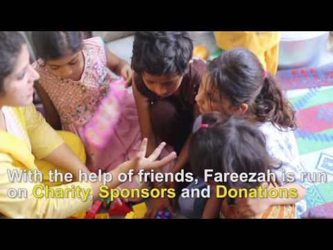 Fareezah: The Educational Initiative