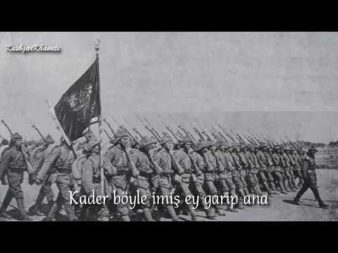 """Kafkasya Marşı  : """"Kafkasya Dağlarında Çiçekler Açar"""""""