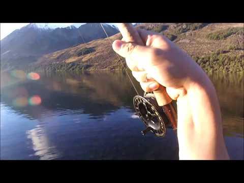 Lake Selfe Winter Fly Fishing New Zealand