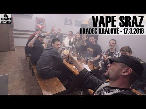 Vape Sraz - Hradec Králové - 17.3.2018