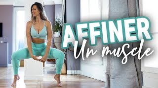 Affiner un MUSCLE ? + New training Biceps/triceps !