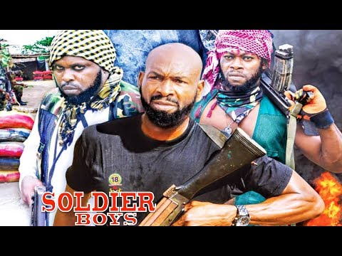 Soldier Boys Season 5 - 2019 movie |Latest Nigerian Nollywood Movie