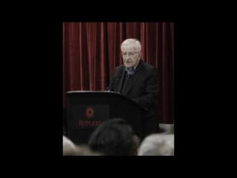 Noam Chomsky - New Atheists