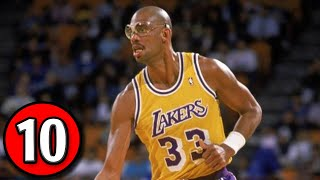 Kareem Abdul-Jabbar Top 10 Plays of Career