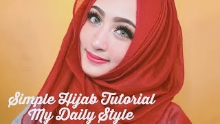 Simple Hijab Tutorial My Daily Style คลุมผ้าแบบนุ้งไซ ทำยังไงนะ? | sairamirror