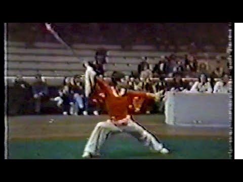 【武術】1984 男子刀術 (2/3) / 【Wushu】1984 Men Daoshu (Broadswordplay) (2/3)