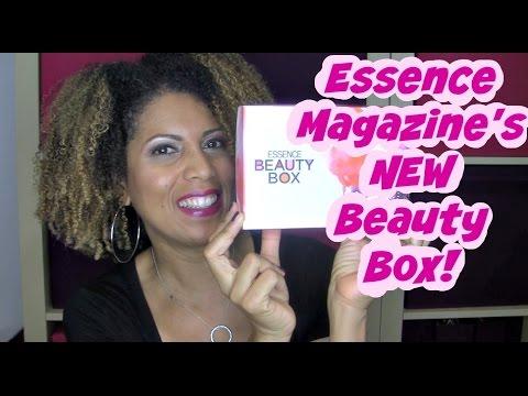 UNBOXING: Essence Magazine