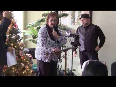 U S  Arab Radio celebrated the spirit of the holiday season