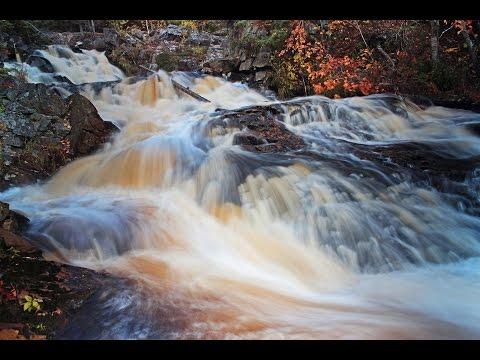 Duchesnay Falls - North Bay, Ontario, Canada