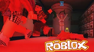 Playing with Nia, Sel, Laia and Cross a Flee the Facility in Roblox 😍