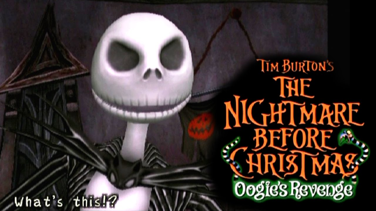 The Nightmare Before Christmas: Oogie\'s Revenge ... (PS2) - YouTube