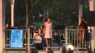 Crystal Ristow and Her Jazz Trio - Just Squeeze Me