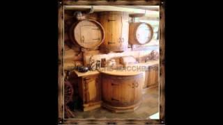 Кухни под старину из массива на заказ от производителя.(Кухни от производителя на заказ - это выбор высокого качества по разумной стоимости. Цены на кухни нашей..., 2013-06-16T16:00:32.000Z)