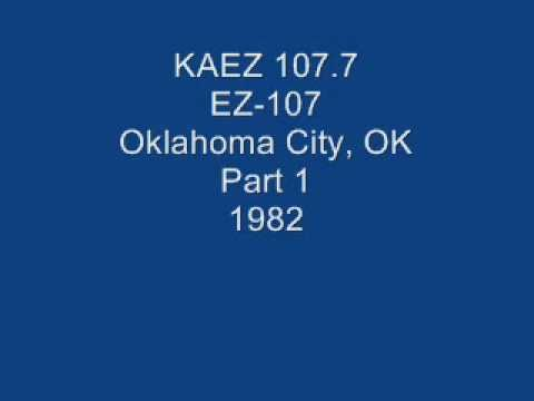 KAEZ 107.7 Oklahoma City, OK Part 1 1982