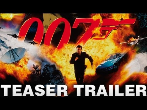 Trailer do filme 007 Contra Goldeneye
