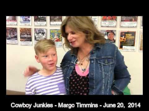 Cowboy Junkies - Margo Timmins - June 20, 2014