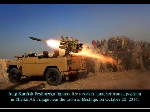 WAR WITH ISIL 20 OCTOBER 2016 The Battle of Mosul (Arabic: معركة الموصل;  : شەڕی مووسڵ)
