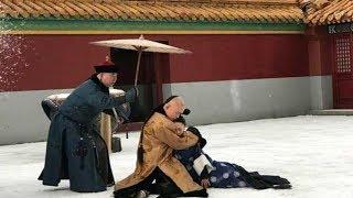 《延禧攻略》傅恆爾晴大婚,魏瓔珞選擇用這樣的方式結束,好心疼!