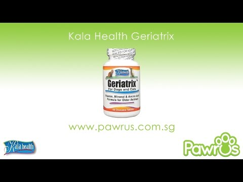 Kala Health Geriatrix - Pawrus Singapore   Product Spotlights: EP5