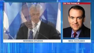 "Malzberg | Mike Huckabee: ""Obama has an extraordinary disdain for Israel and Netanyahu"""