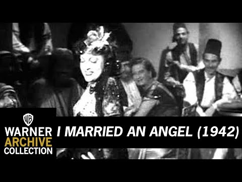 I Married An Angel (Original Theatrical Trailer)