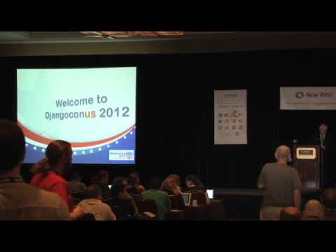 Image from DjangoCon 2012 Keynote - Eric Sterling