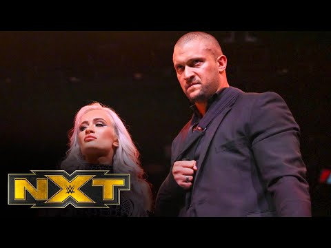 Karrion Kross relinquishes the NXT Championship: WWE NXT, Aug. 26, 2020