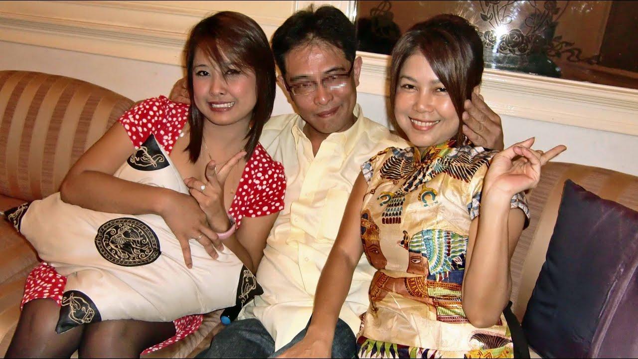 Slide Beautiful Thai Ladies Pattaya Bangkok - Youtube-7120