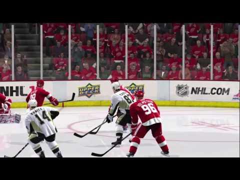NHL 10 Demo Highlights HD