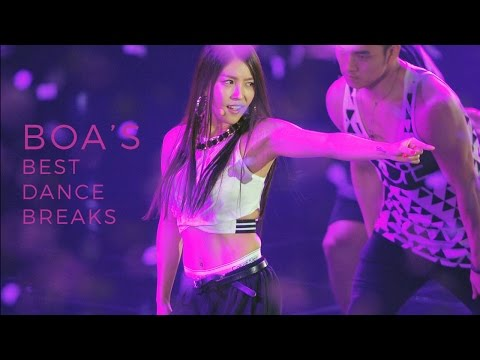 BoA's Best Dance Breaks