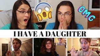 I HAVE A DAUGHTER Shane Dawson I Our Reaction // Twin World