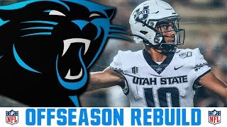 Carolina Panthers Rebuild & Offseason Plan | Panthers Mock Draft Free Agency & Cuts