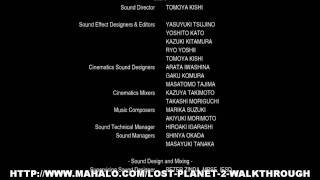 Lost Planet 2 Walkthrough - The Ending Credits