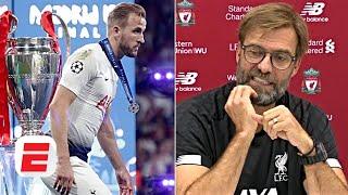Tottenham have extra motivation after Champions League final defeat - Jurgen Klopp | Premier League