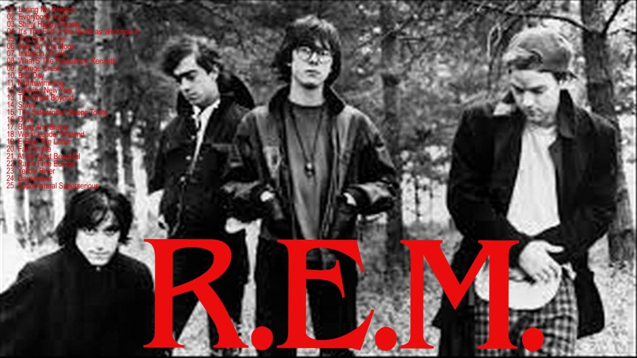 R.E.M Greatest Hits - Best R.E.M Songs - YouTube