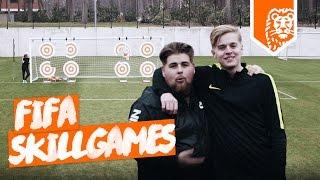 FIFALOSOPHY vs. VVBASVV! FIFA SKILL GAMES IN REAL LIFE