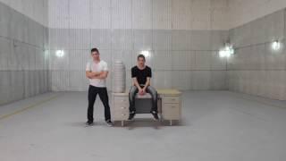 Logan Paul - Breaking 10,000 plates in 1 video ft. Dwarf Mamba and RackaRacka