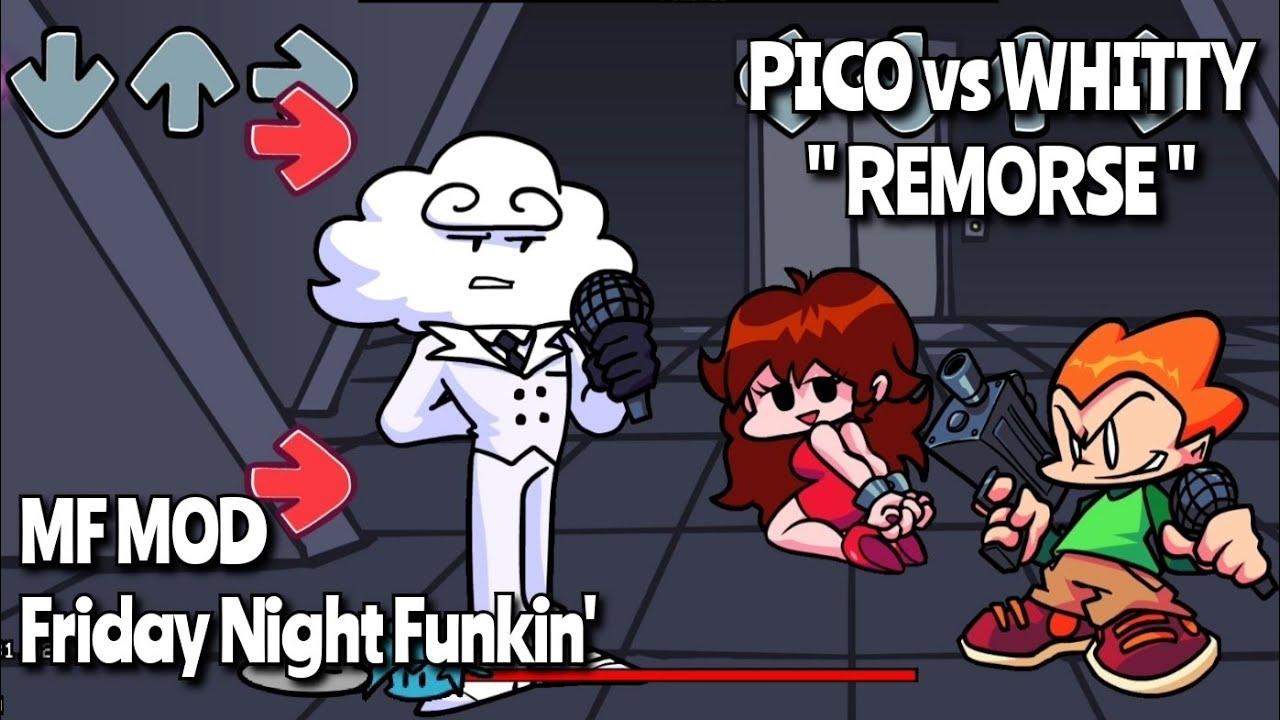 Download PICO vs WHITTY ( Remorse ) - MF MOD (Friday Night Funkin')