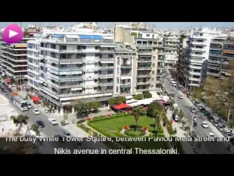 Thessaloniki, Greece Wikipedia travel guide video. Created b