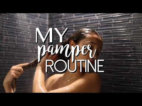At Home Spa Day: SKINCARE and PAMPER ROUTINE!
