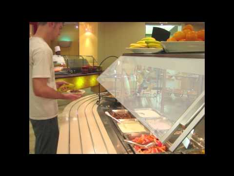 Finding Design Opportunities in College Dining Halls
